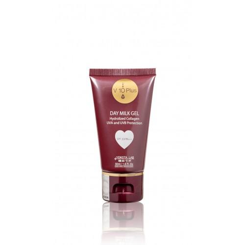 Soins beauté - V10 PLUS - GEL FLUIDE DE JOUR V10+  (50 ml)