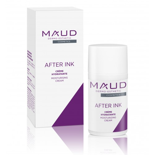 Soins maquillage permanent - MAUD COSMETICS - CREME CICATRISANTE POST MAQUILLAGE PERMANENT AFTER INK  (15 ml)