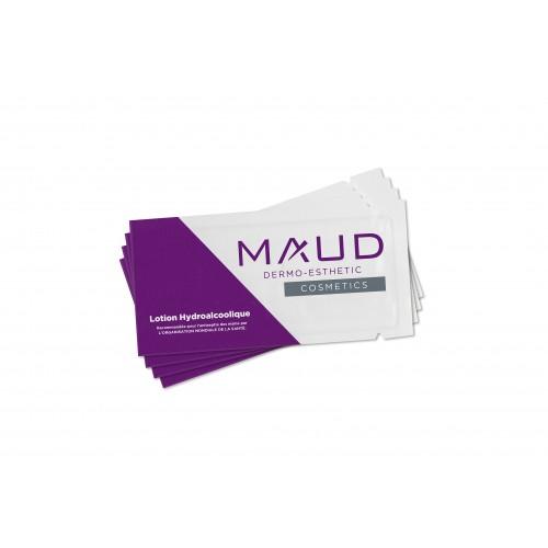 Hygiène - MAUD COSMETICS - GEL HYDROALCOOLIQUE EN SACHET (1,5 ml) (x35)