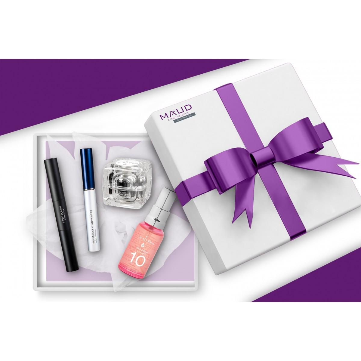 Coffrets Cadeaux - V10 PLUS - COFFRET REGARD REVITALASH ET V10+