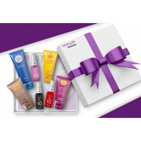 Coffrets Cadeaux -  - COFFRET ABSOLU ILLUMINATEUR DE TEINT V10+