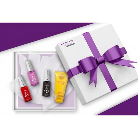 Coffrets Cadeaux -  - COFFRET OPTIMAL ILLUMINATEUR DE TEINT V10+