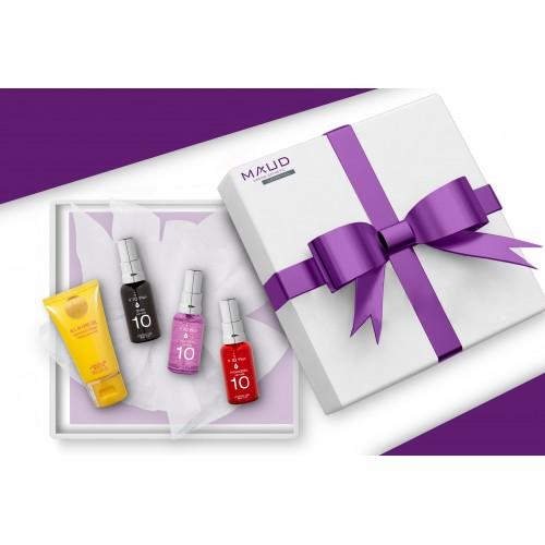 Coffrets Cadeaux - V10 PLUS - COFFRET ESSENTIEL ILLUMINATEUR DE TEINT V10+