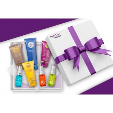 Coffrets Cadeaux -  - COFFRET ABSOLU HYDRATATION V10+
