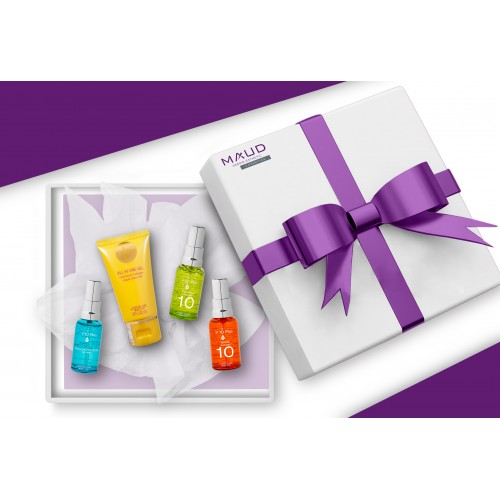 Coffrets Cadeaux - V10 PLUS - COFFRET OPTIMAL HYDRATATION V10+