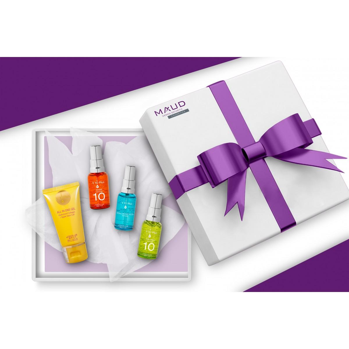 Coffrets Cadeaux - V10 PLUS - COFFRET ESSENTIEL HYDRATATION V10+