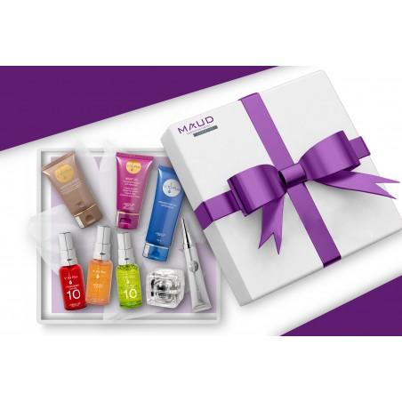 Coffrets Cadeaux -  - COFFRET ABSOLU ANTI-AGE V10+
