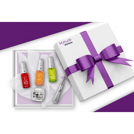 Coffrets Cadeaux -  - COFFRET OPTIMAL ANTI-AGE V10+
