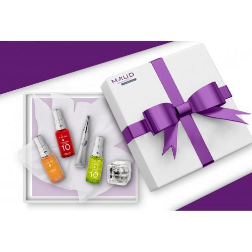Coffrets Cadeaux - V10 PLUS - COFFRET ESSENTIEL ANTI-AGE V10+