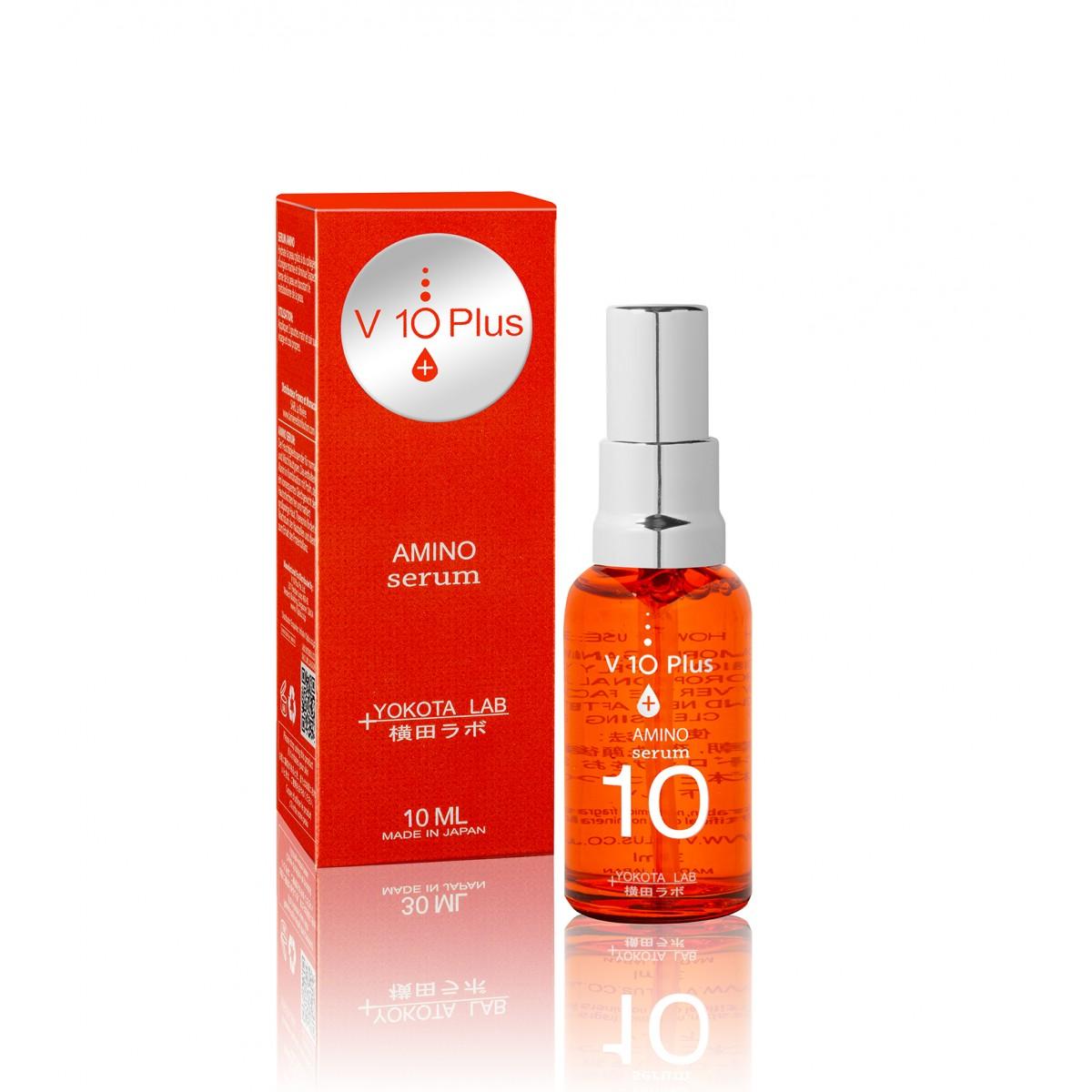 Soins beauté - V10 PLUS - AMINO SÉRUM V10+