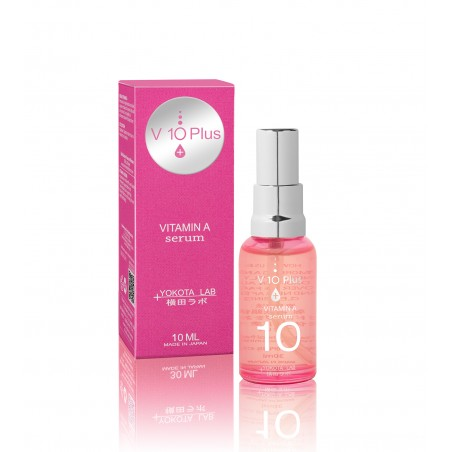 Soins beauté - V10 PLUS - VITAMINE A SÉRUM V10+