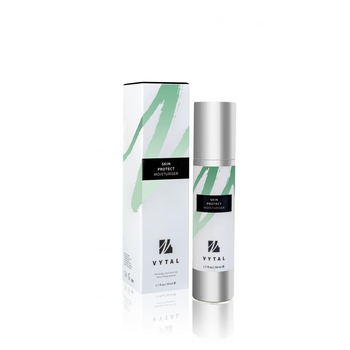 Soins beauté - Vytal Skin - SKIN PROTECT MOISTURISER (50 ml)