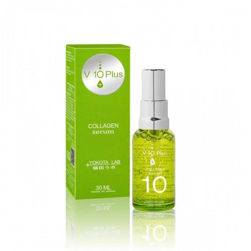 Soins beauté - V10 PLUS - COLLAGÈNE SÉRUM V10+